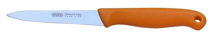 nůž-1044-kuch..4-oranž, závěsný, NR/plast