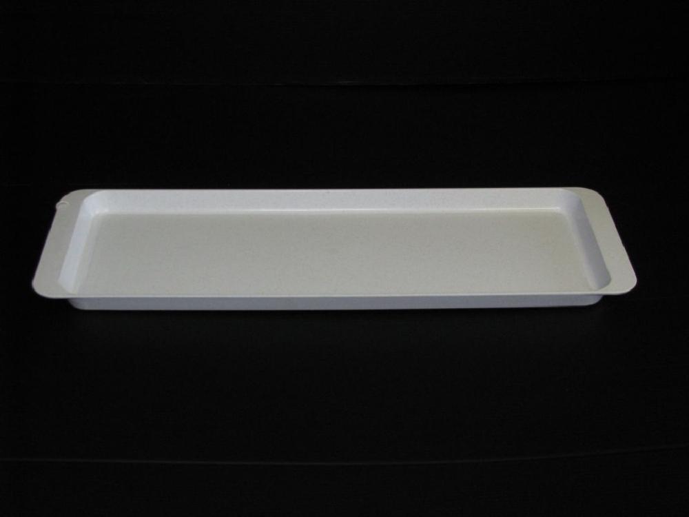 podnos 50x16cm gr.bílý-037 0+90C