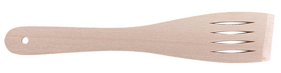 obracečka 285-30x12x5,5cm, prohnutá s otvory, dřev
