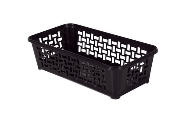 košík DOMINO 1, 19x10x5,5cm,plast