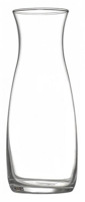 váza d 6,5x17,2cm, AMFORA, karafa 0,35l sklo