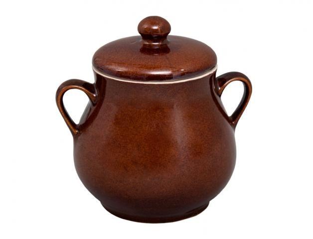 hrnec+PO  1,8l sádlák, keramika