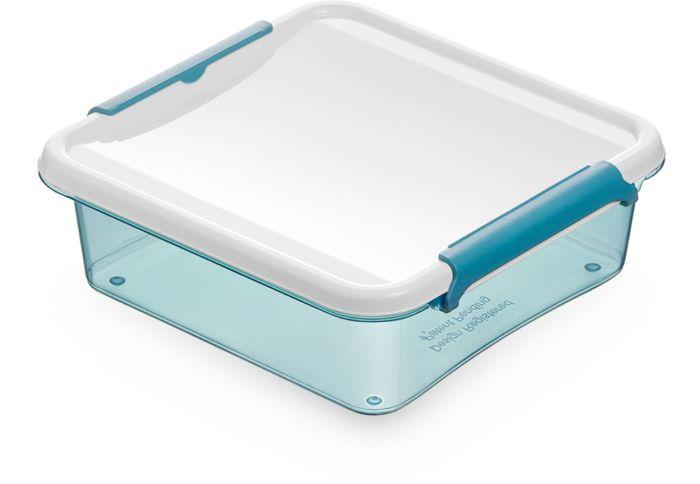 box  0,60l ARTIC LINE-1162, 15x15x4,5cm, plast
