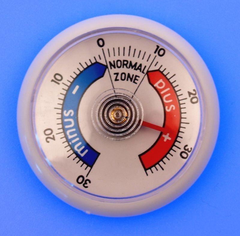teploměr chladn., -30°C+30°C, bimetal