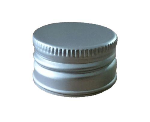 zátka  1,5l SOUDEK-šroub.31,5x18,stříbrná(Al+korek