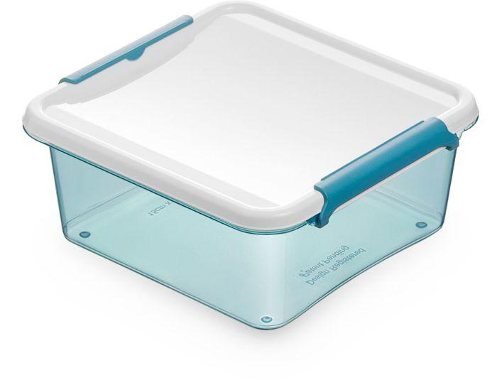box  0,85l ARTIC LINE-1172, 15x15x6,5cm, plast