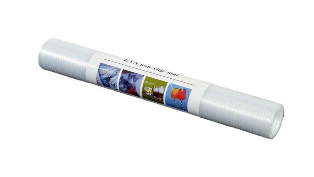 podložka 150x30cm protiskluz.,fólie transp.
