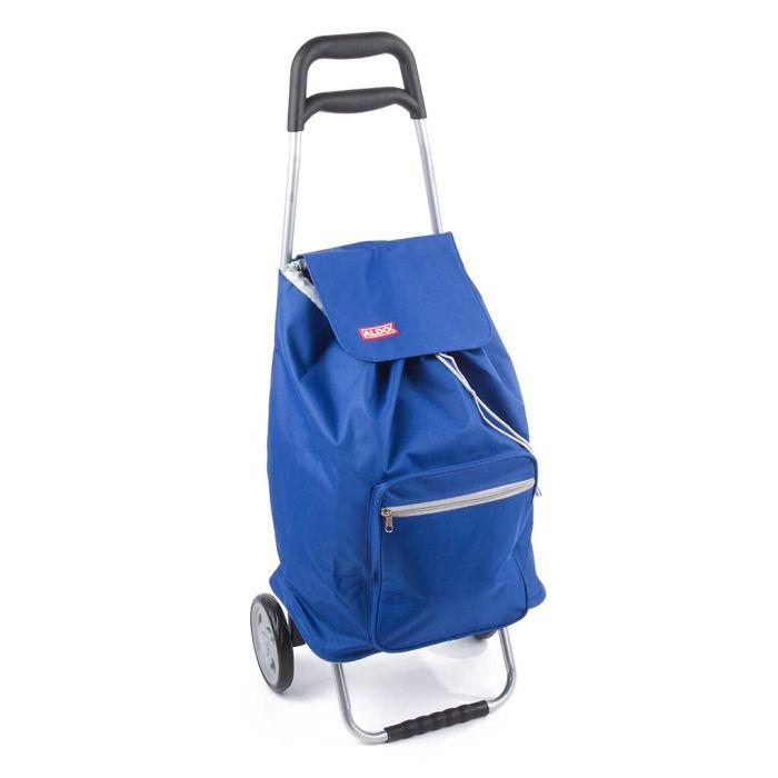 taška s kol. 45l, CARGO ALDO (30kg), modrá/černá,