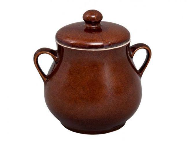 hrnec+PO  2,8l sádlák, keramika
