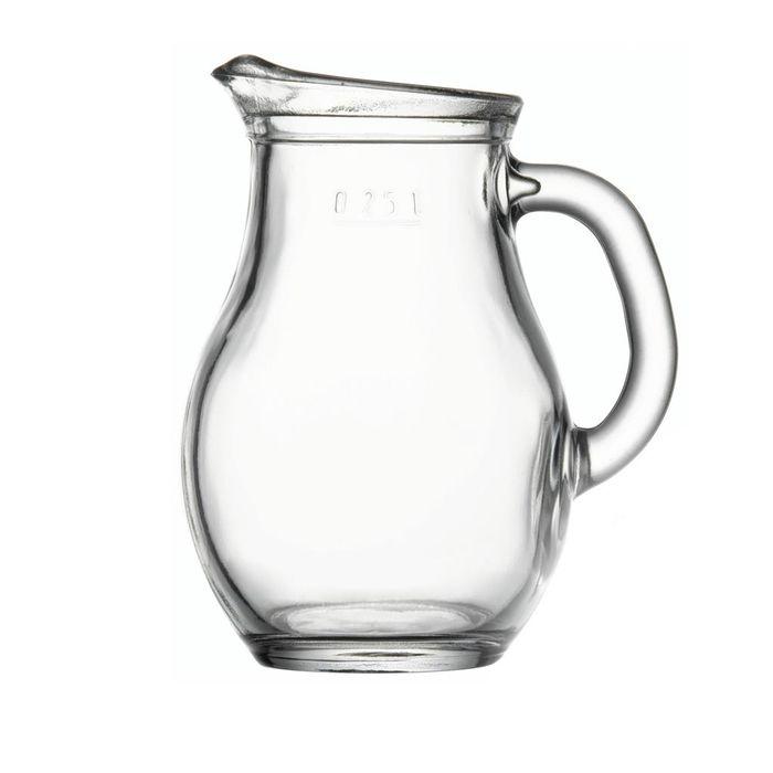 džbán 0,25l sklo JUG