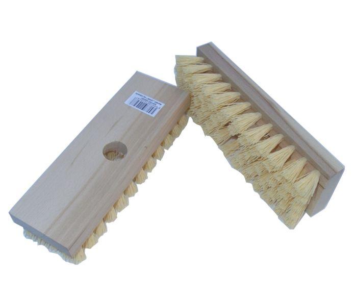 kartáč podlah.-rýžák na hůl, dřevo