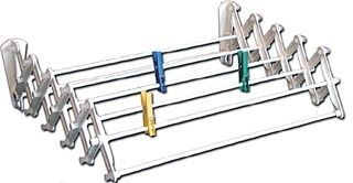 sušák 70cm PRAKTIK harmonika