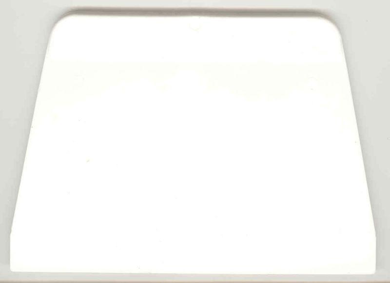 stěrka kuch. 14x10cm, pekař.velká,plast