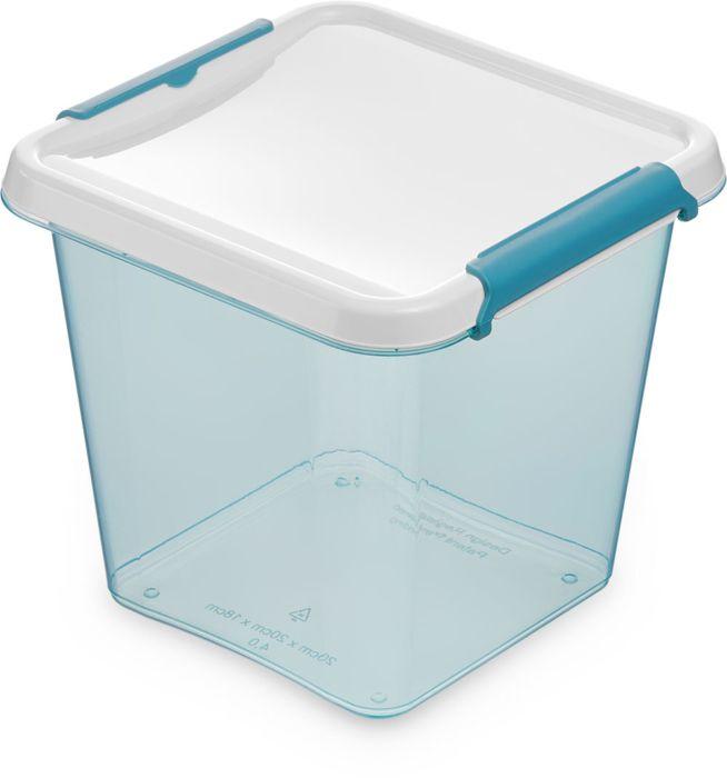 box 4,0l ARTIC LINE, 20x20x18cm, plast