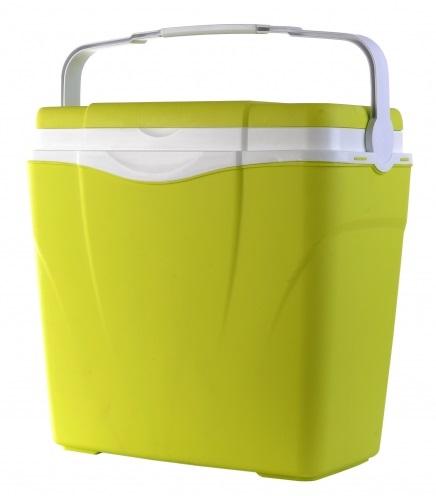 box 24l ANTARCTICA chladící, zelený, plast