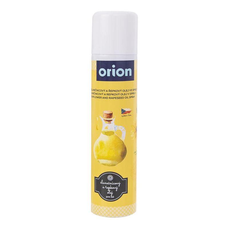 olej na pečení sluneč.řepkový sprej