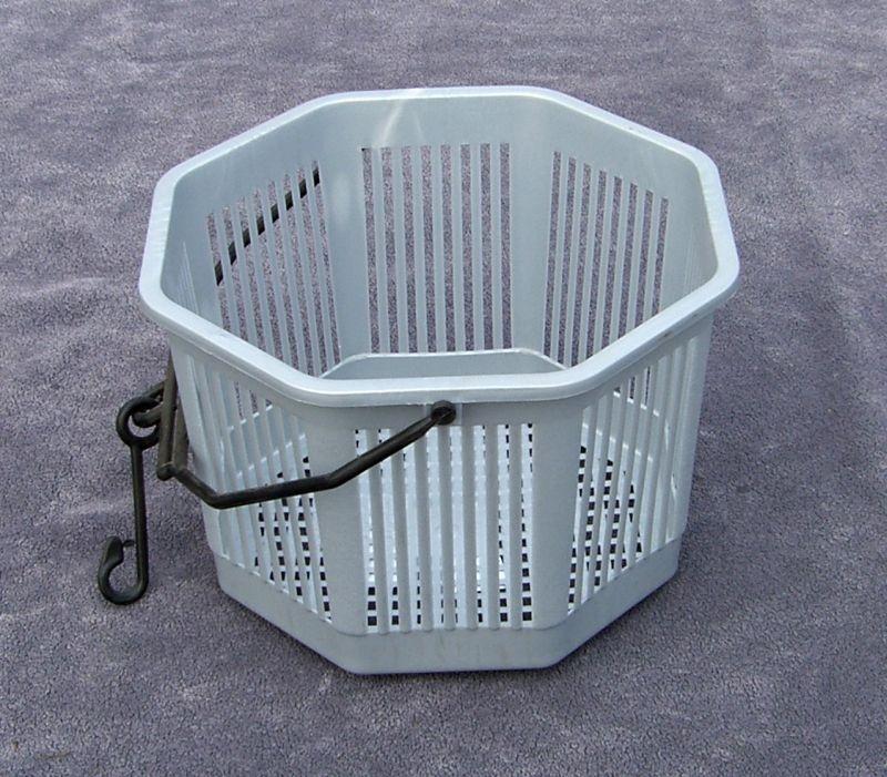košík na kolíčky 8stěnný d20x13cm