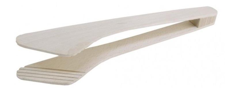 kleště 28cm -obracečka 5,5x4,5cm, široké, dřevo