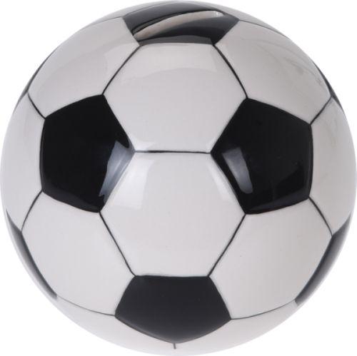 pokladnička MÍČ fotbal, d11,5cm