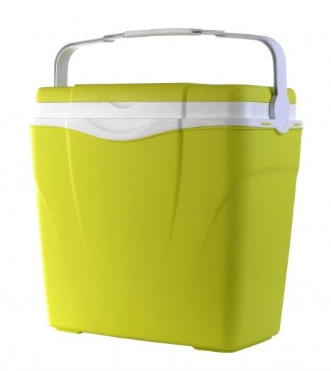 box 32l ANTARCTICA chladící, zelený, plast