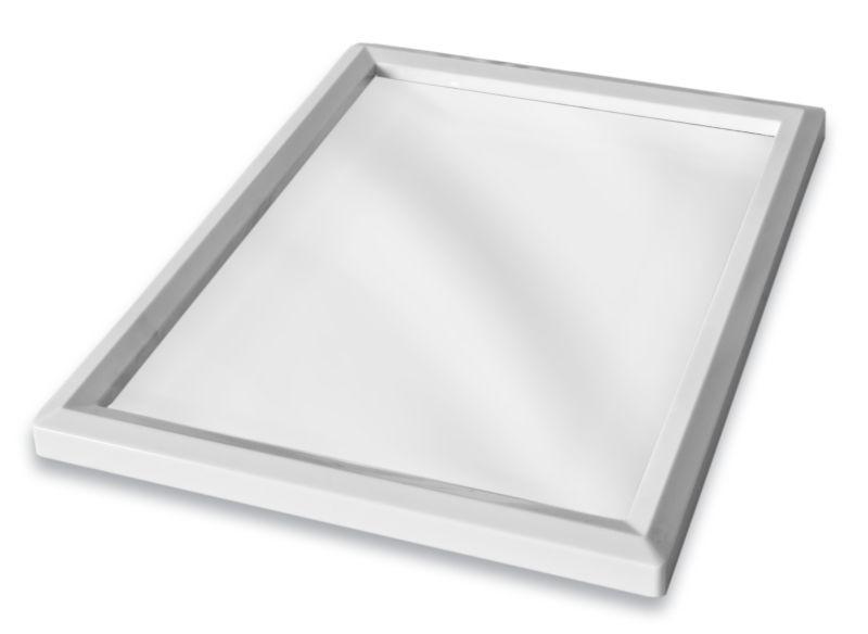 zrcadlo 50x37,5cm obdélník plast.rám