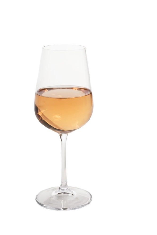 sklen. 360ml, 6ks, DORA/STRIX  bílé víno
