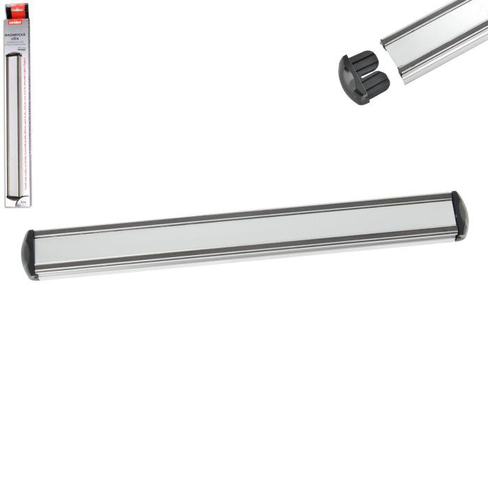 lišta 39cm magnet.na nože-hliník