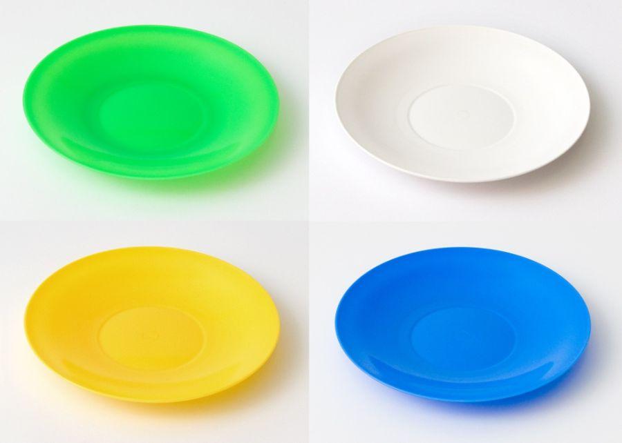 talíř d14,5cm dezertní, plast