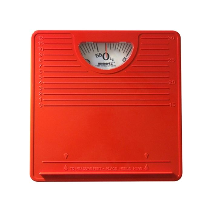 váha  55kg osob.mech. 8700-DĚTSKÁ-MIX dekorů