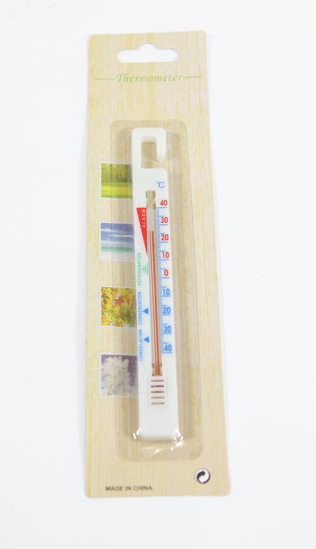 teploměr 15,5x1,6cm chladn., -40°C+40°C, závěsný