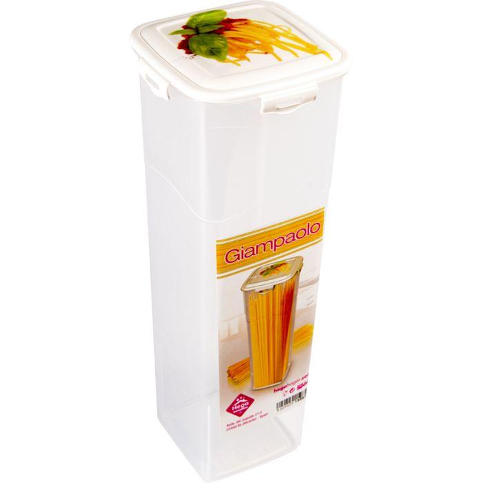 dóza 1,70l na špagety 8x8x28cm HEGA