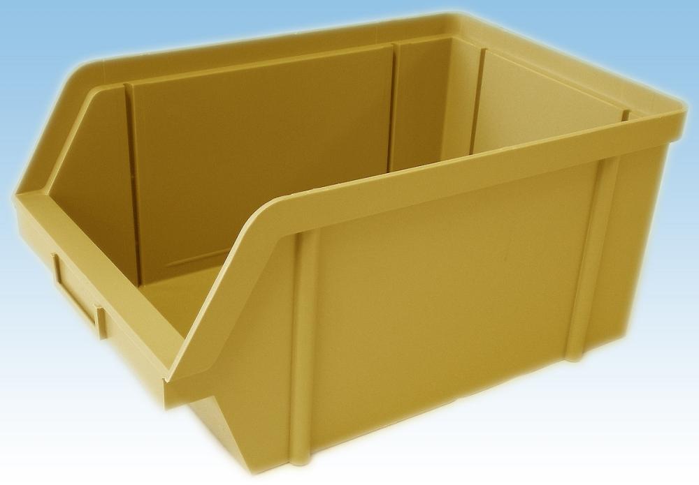 bedna 40kg žlutá zkos.40x30x16cm