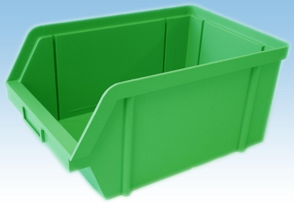 bedna 40kg zelen.zkos.40x30x16cm