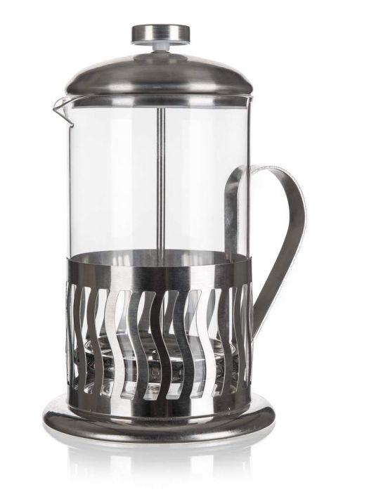 konvice 0,6l PORTO, COFFEE MAKER, sklo+NR