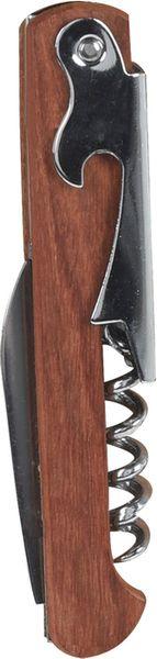 vývrtka-otvírák číšnický NR/dřevo