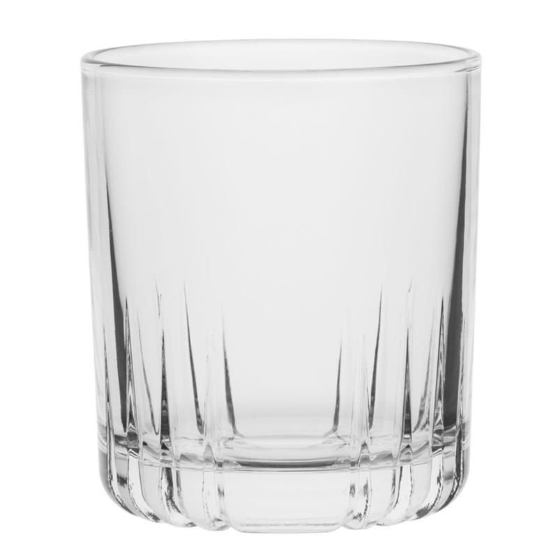 sklen. 310ml, 4ks, GINA, TREND, whisky
