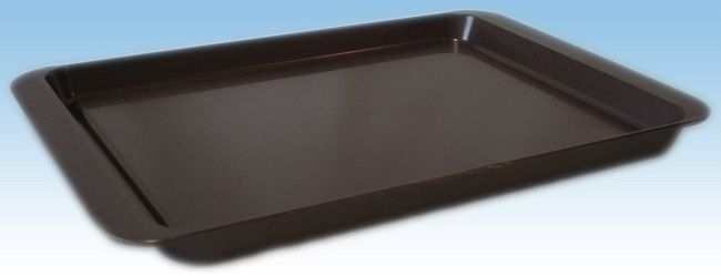 podnos 32x22cm hnědý-036 0+90C