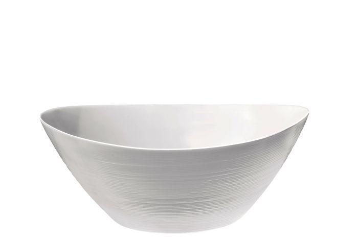 miska 320ml PROMETEO, 15/14cm, polév.opál.sklo