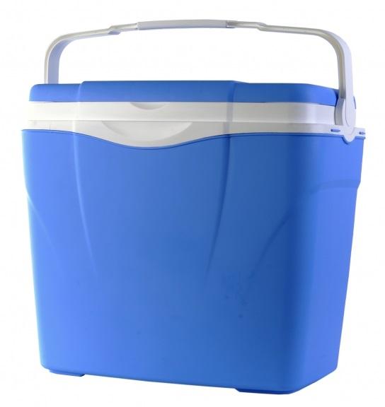 box 24l ANTARCTICA chladící, modrý, plast