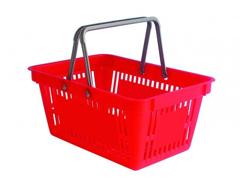 košík nákupní 2u-pot.305x445x205
