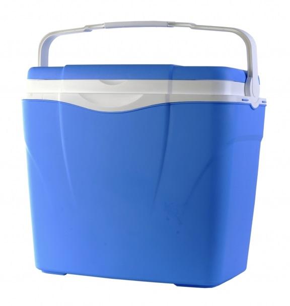box 32l ANTARCTICA chladící, modrý, plast