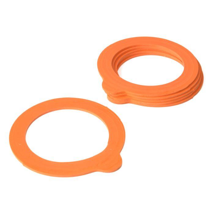 gumičky 6ks d70 ploché těsnící