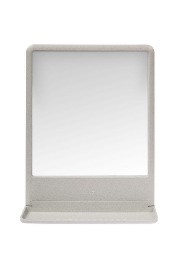 zrcadlo TOKYO mramor s polič. 39,1x29,7x9,2cm