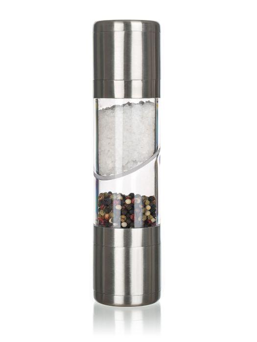 mlýnek ALEGRIA 21,8cm, 2v1 P/S, NR/akryl, ker.stro