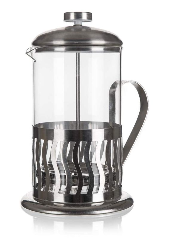 konvice 1,0l PORTO, COFFEE MAKER, sklo+NR