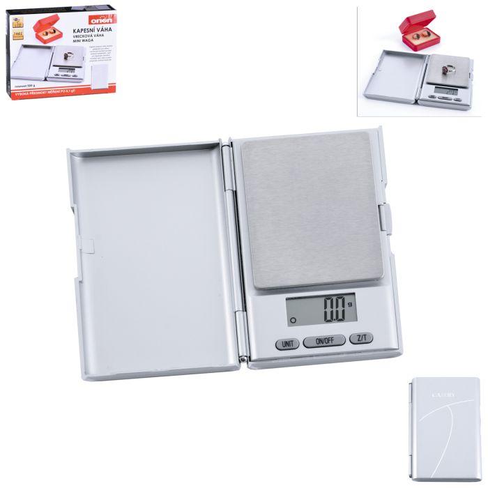 váha  0,5kg mini, kapesní, digitální