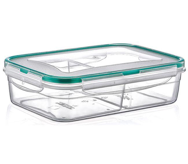 box  1,0l FRESH dělený(2x0,5l),klick 21x14,5x6cm,t