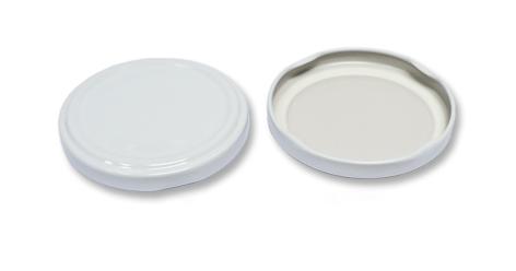 víčko TWIST  53-10ks na 210ml-výživa bílé