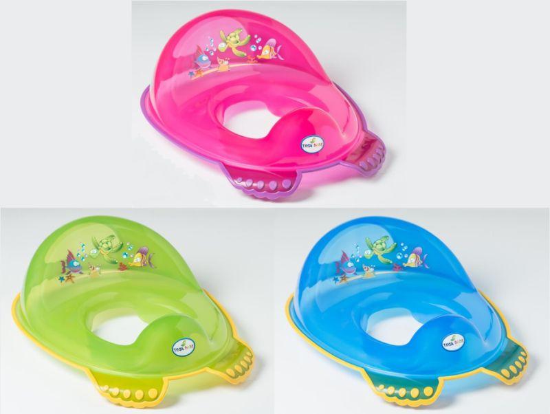 WC sedátko AQUA-protisluzové,dětské