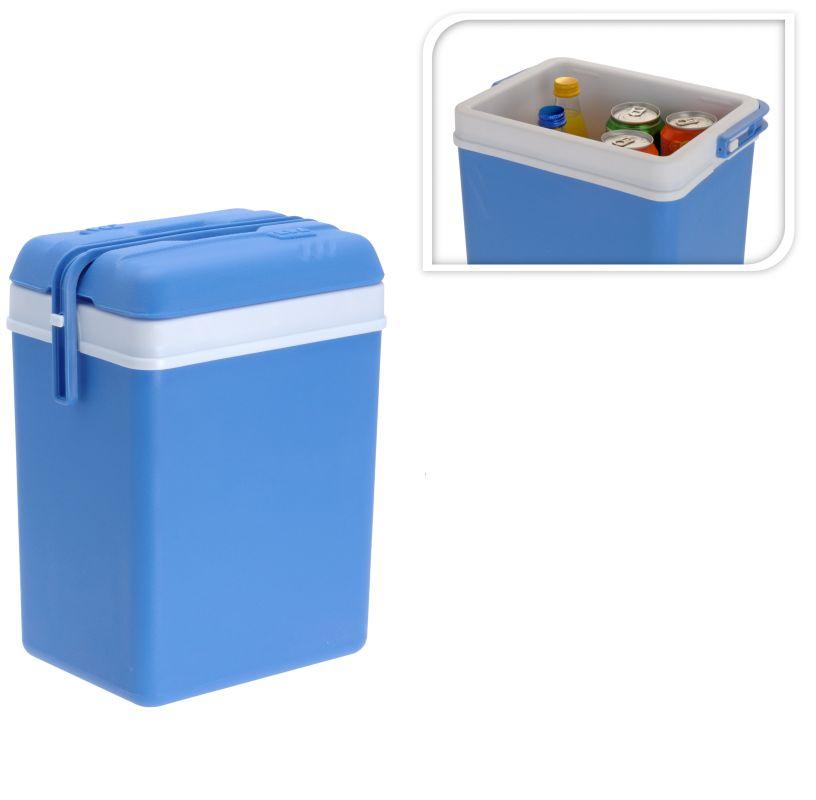 box 15l EDA chladící modrý, plast